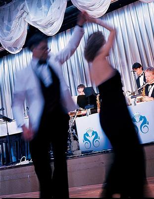 Crystal Debuts Female Ambassador Hostesses For 2014 & 2015 Ballroom Dance Themed Ocean Crossings