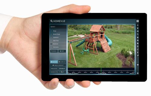 Homevue, Home Video Surveillance For Xbox (PRNewsFoto/Smartvue Corporation)