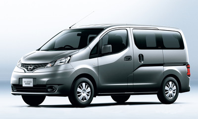 NISSAN ON TRACK FOR 200,000 CUMULATIVE SALES OF NV200 BY END OF FISCAL 2013.  (PRNewsFoto/Nissan Motor Company)