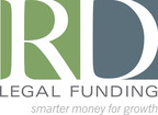 RD Legal Funding, LLC, is a leading provider of settlement funding solutions.  (PRNewsFoto/RD Legal Funding)