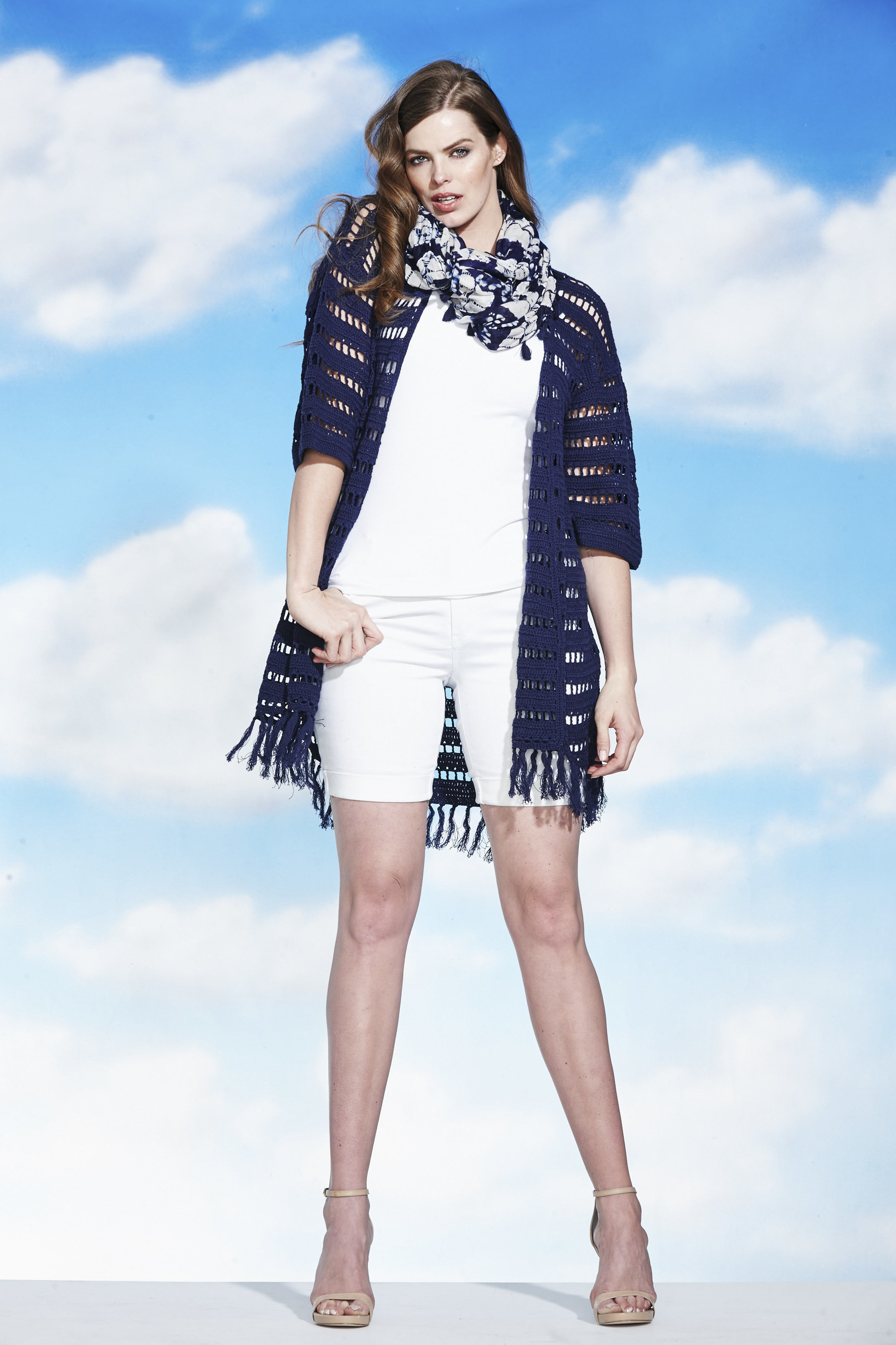 "Introducing Roaman's(R) Exclusive 2016 Resort Collection, ""The New Nautical"""