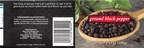 Fresh Finds-Ground Black Pepper (PRNewsFoto/Gel Spice Company, Inc.)
