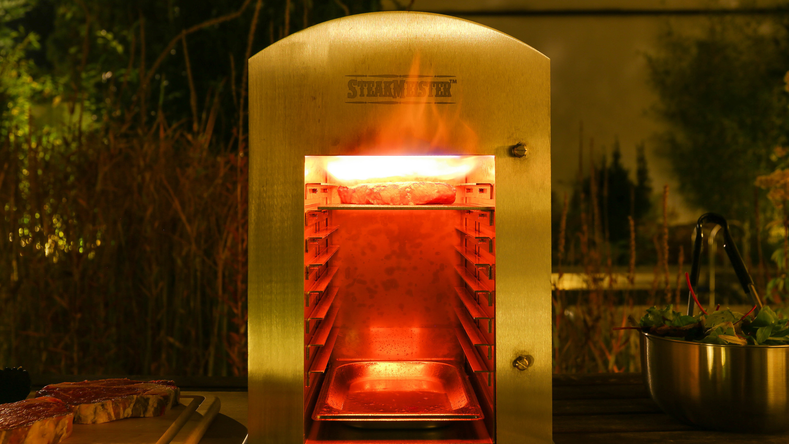 SteakMeister, Inc. Launches Kickstarter to Bring Steakhouse Quality Steaks to Your Backyard
