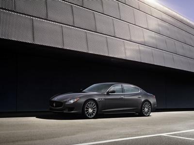 MY 2015 Maserati Quattroporte GTS
