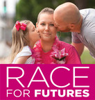 Race for the cure. Race for Futures (PRNewsFoto/Susan G. Komen Knoxville)