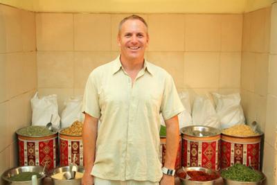 Ari Leon Fruchter, founder of Naked Sea Salt. (PRNewsFoto/Naked Sea Salt) (PRNewsFoto/NAKED SEA SALT)