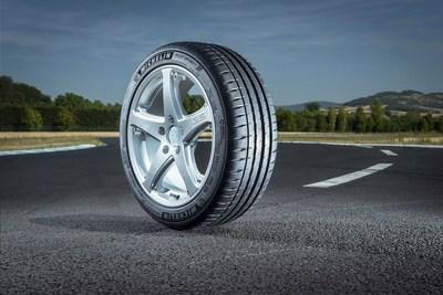 MICHELIN Pilot Sport 4 (PRNewsFoto/Michelin AIM)