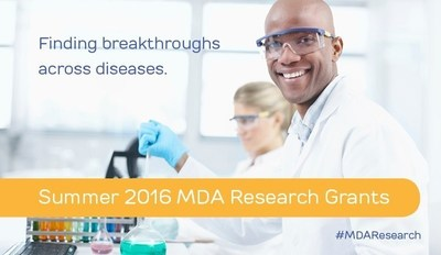 MDA Awards Nearly $7 Million in New Research Grants