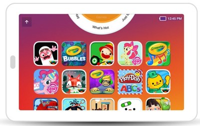 Fingerprint Educational Apps Curated for Samsung Kids