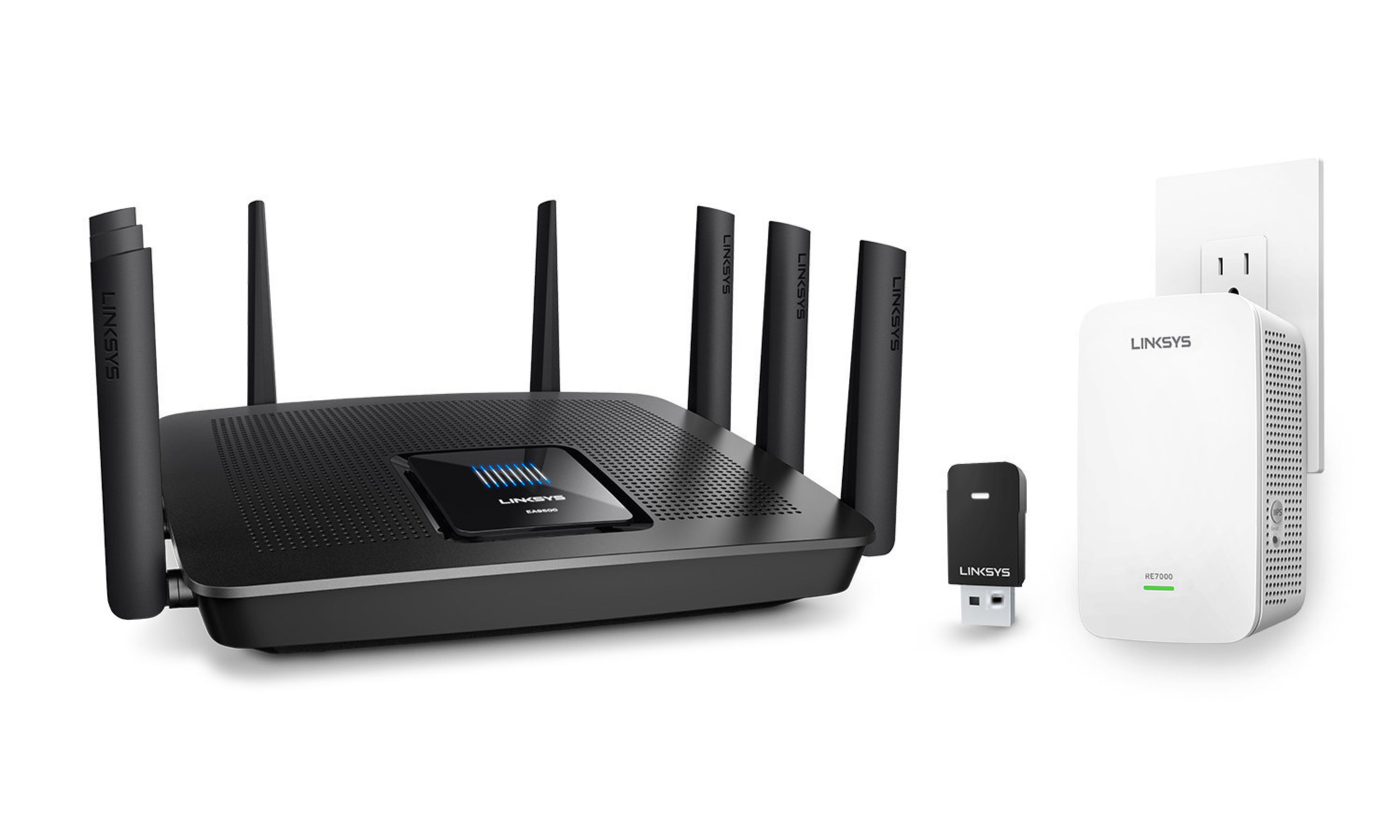 Linksys First To Ship The Most Powerful Home Wireless Solutions Leveraging Next Generation Wi-Fi, MU-MIMO And Seamless Roaming