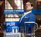 PUR's new water critic, Arthur Tweedie (PRNewsFoto/PUR)