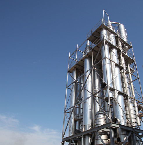 Omega Protein has recently installed this state of the art Dupps evaporator at its Reedville, VA facility. ...