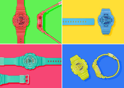 S Series Vivid Color Collection