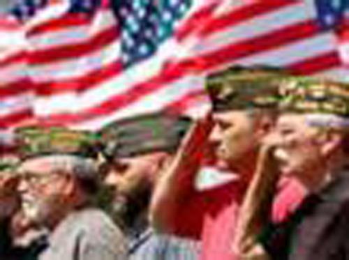 US Navy Veterans.  (PRNewsFoto/Mesothelioma Victims Center)
