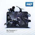 My Passport X - Gaming Storage.