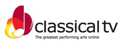 Classical TV (www.classicaltv.com) logo. (PRNewsFoto/Classical TV)