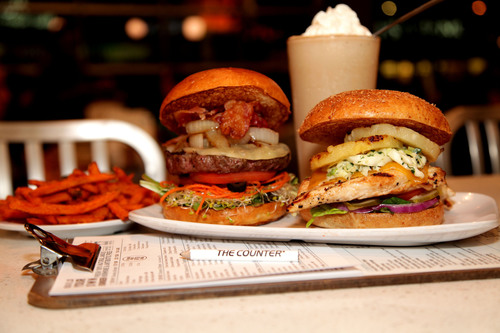 The Counter Custom Built Burgers named on Forbes' list of America's Most Promising Companies. ...