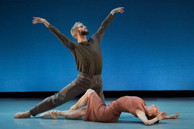 American Ballet Theatre's Gillian Murphy, an alumna of the University of North Carolina School of the Arts, performed at her alma mater recently (shown with ABT colleague James Whiteside) in a benefit that netted $200,000 for a scholarship named in her honor.