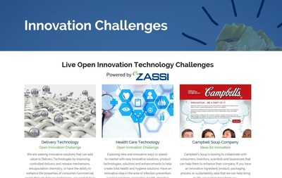 eZassi Announces Launch of an Open Innovation Challenge for Encapsulation Delivery Technologies