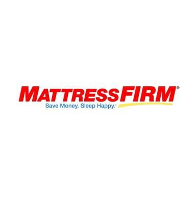 Mattress Firm Logo (PRNewsFoto/Mattress Firm)