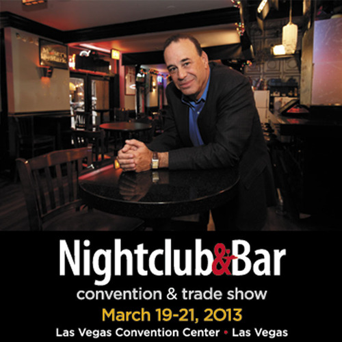 Jon Taffer, NCB 2013.  (PRNewsFoto/Nightclub & Bar Media Group)