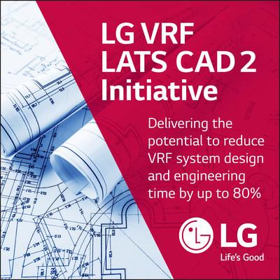 LG Electronics' VRF LATS CAD 2 Initiative