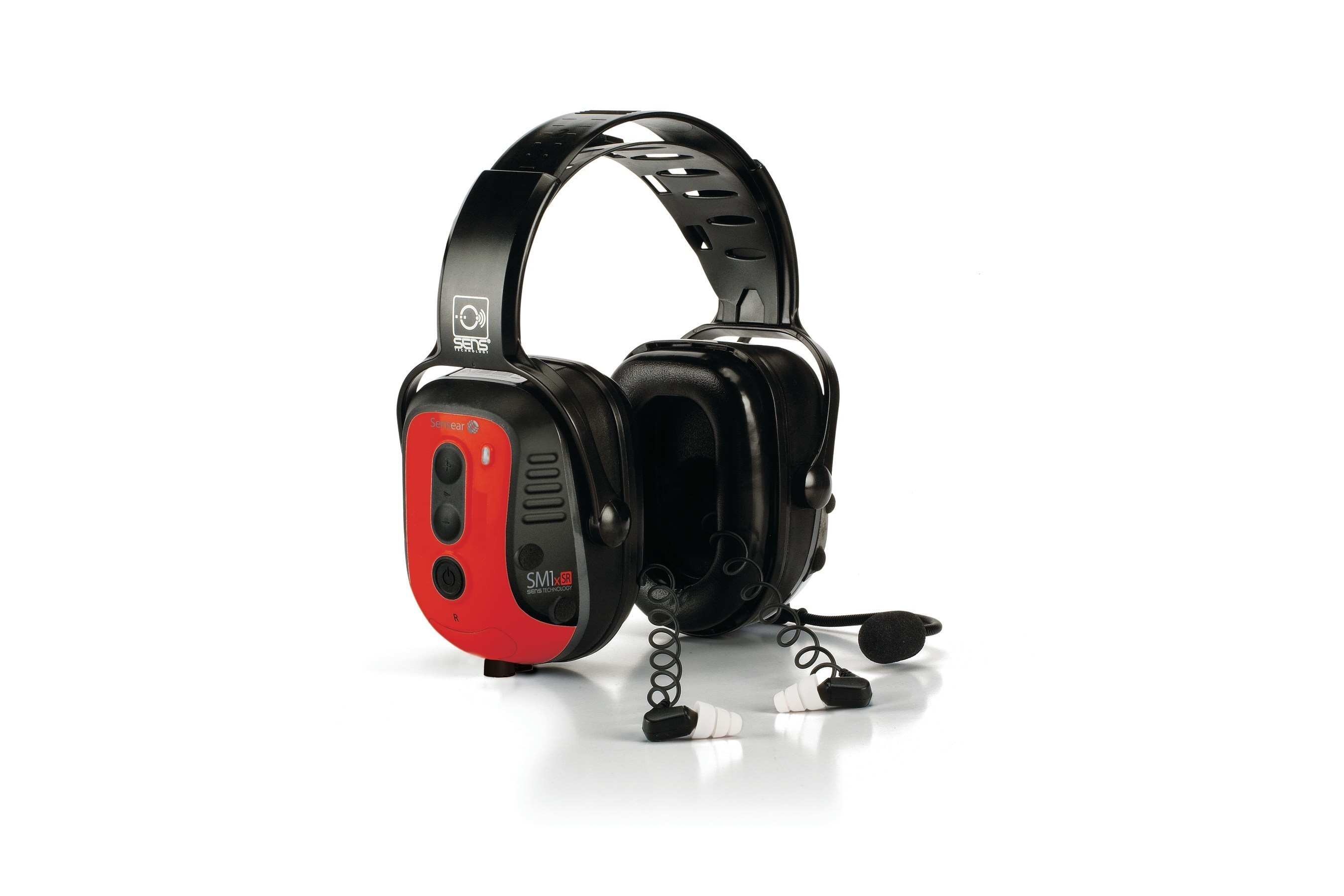 Sensear Intrinsically Safe Double Protection Headset