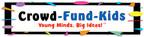 Crowd-Fund-Kids Logo (PRNewsFoto/Smart Crowdfunding LLC)