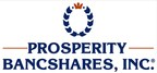 Prosperity Bancshares, Inc.® Reports Third Quarter 2016 Earnings
