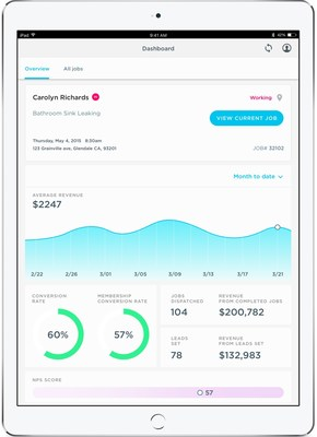 ServiceTitan Releases Award-Winning Mobile 2.0 App to Power Home Services Businesses