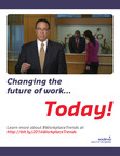 Creating the Future of Work Now - Sodexo's 2014 Workplace Trends Report is out.  (PRNewsFoto/Sodexo)