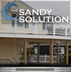 Coastal Home's Elevated with The Sandy Solution's Helical Pile Technology
