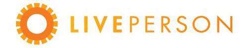 LivePerson Logo (PRNewsFoto/LivePerson, Inc.)