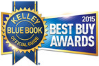 Visit Kelley Blue Book's KBB.com for this year's 2015 Best Buy Award winners. (PRNewsFoto/Kelley Blue Book)