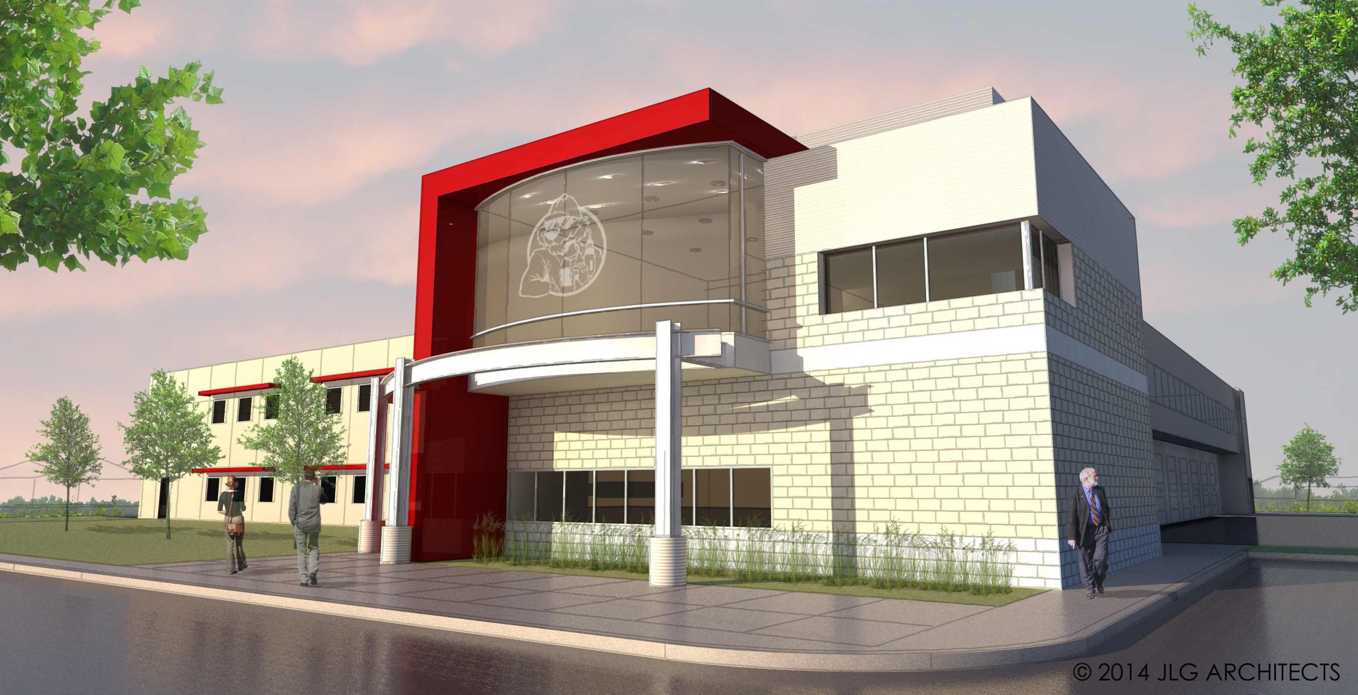 Acme Tools new corporate headquarters