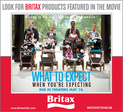 To win BRITAX products featured in the movie visit: www.BritaxExpectGreatness.com