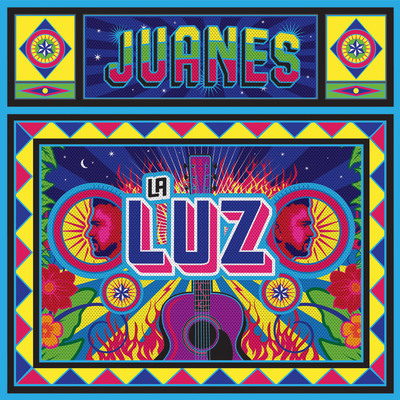 "New Juanes Single ""La Luz"" (the Light) Is Globally Released Today.  (PRNewsFoto/Universal Music Latin Entertainment)"