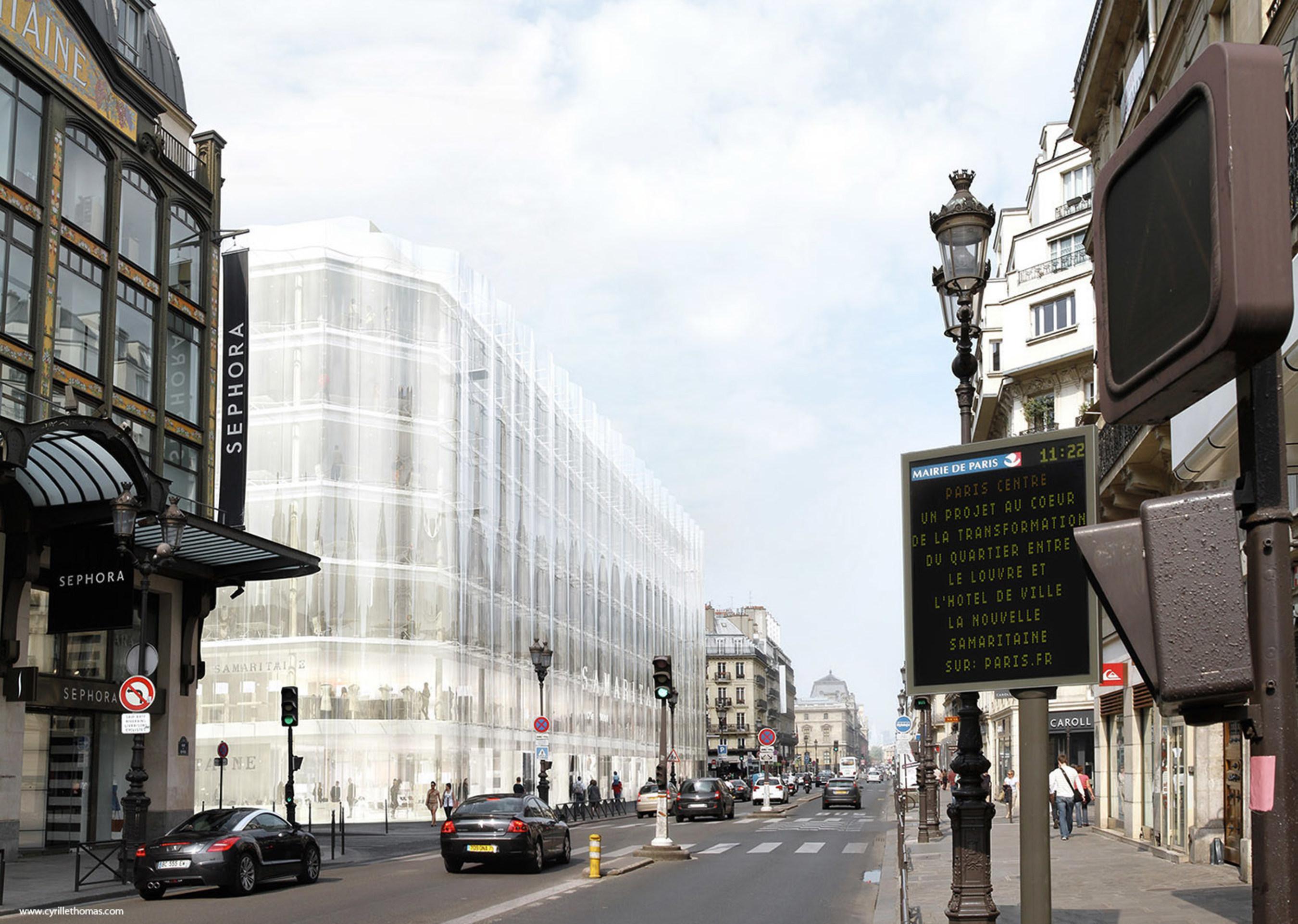 Otis France Provides Elevators, Escalators for 'Nouvelle