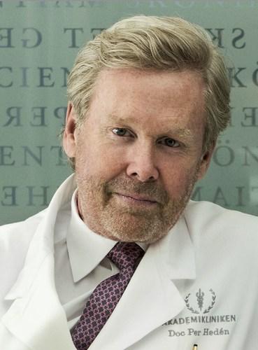 Dr Per Heden, Akademikliniken (PRNewsFoto/GC Aesthetics)
