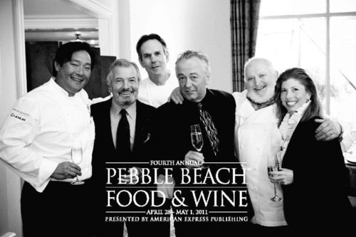 Tom Colicchio, Tyler Florence, Jacques Pepin & Charlie Trotter Lead the Line-Up of Revered Chefs at