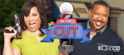 Bounce TV will launch a new original series In The Cut in a special six-week summer series run Tuesday nights at 9:00 p.m. starting Aug. 25. In The Cut stars Dorien Wilson (The Parkers, Dream On), Ken Lawson (The Parkers) and also features Jackee Harry (Sister, Sister) and John Marshall Jones (The Smart Guy) along with special guest stars Vanessa Bell Calloway (Shameless), Golden Brooks (Girlfriends) and Chastity Dotson (Single Ladies).