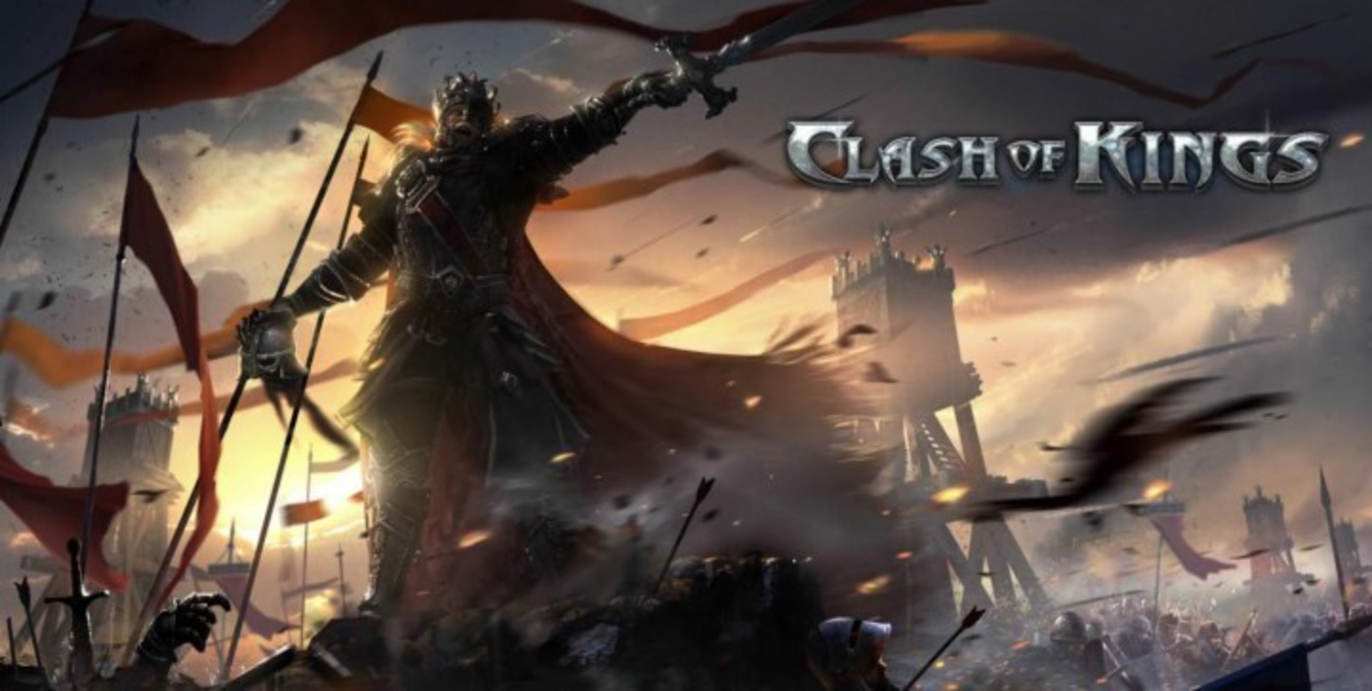 On Google Play, Clash of Kings is now showing in the 50,000,000 - 100,000,000 installs category