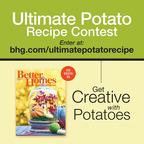 Ultimate Potato Recipe Contest.  (PRNewsFoto/United States Potato Board)