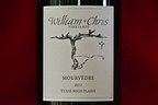The 2012 William Chris Vineyards Mourvedre won a Gold Medal at an International Wine Competition in France (PRNewsFoto/William Chris Vineyards)