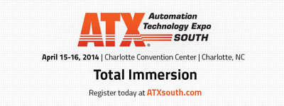 ATX South at Charlotte Convention Center.  (PRNewsFoto/UBM Canon)