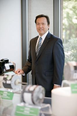 Kei Pang. (PRNewsFoto/Nidec Motor Corporation) (PRNewsFoto/NIDEC MOTOR CORPORATION)