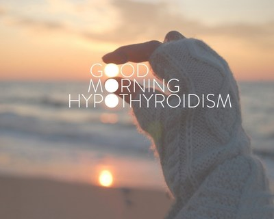 Get inspired at GoodMorningHypothyroidism.com, brought to you by AbbVie