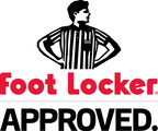 If it's at Foot Locker, it's #Approved.  (PRNewsFoto/Foot Locker)
