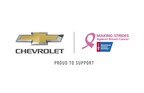 Chevrolet Partners with American Cancer Society for Sixth Year on Making Strides Against Breast Cancer