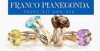 Franco Pianegonda, il talento creativo di alta gioielleria amata dalle celebrita' ,  annuncia che vendera' i suoi gioielli esclusivamente online